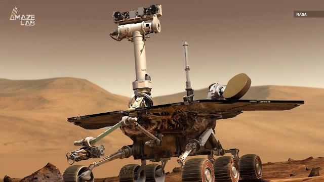 NASA's not giving up on silent Mars opportunity rover just yet