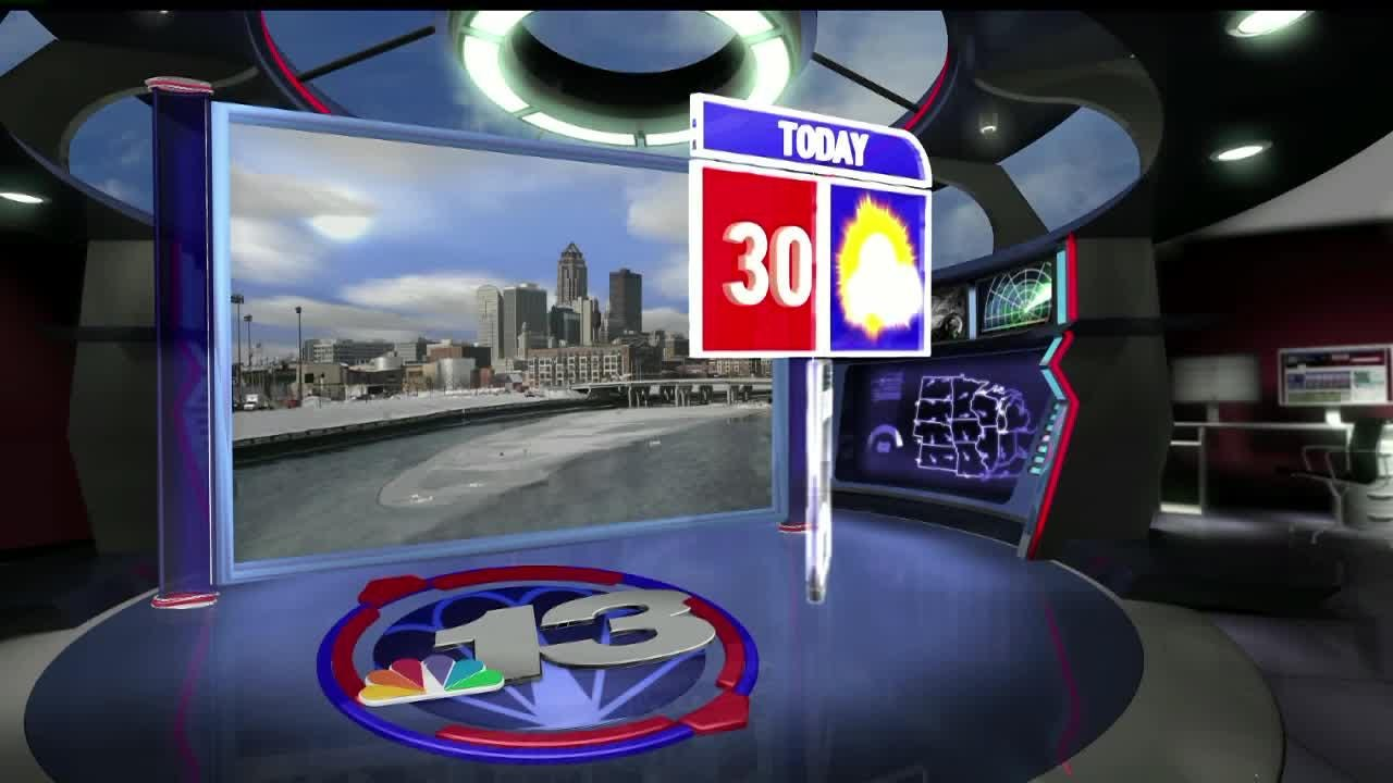 WHO-HD Forecast: Cold and dry Wednesday; more snow coming