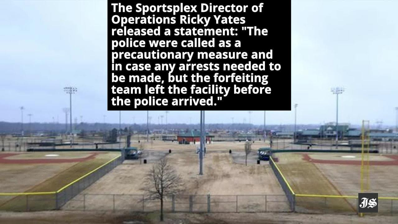 The Jackson Police Department is investigating a fight that happened at the West Tennessee Healthcare Sportsplex on Sunday.