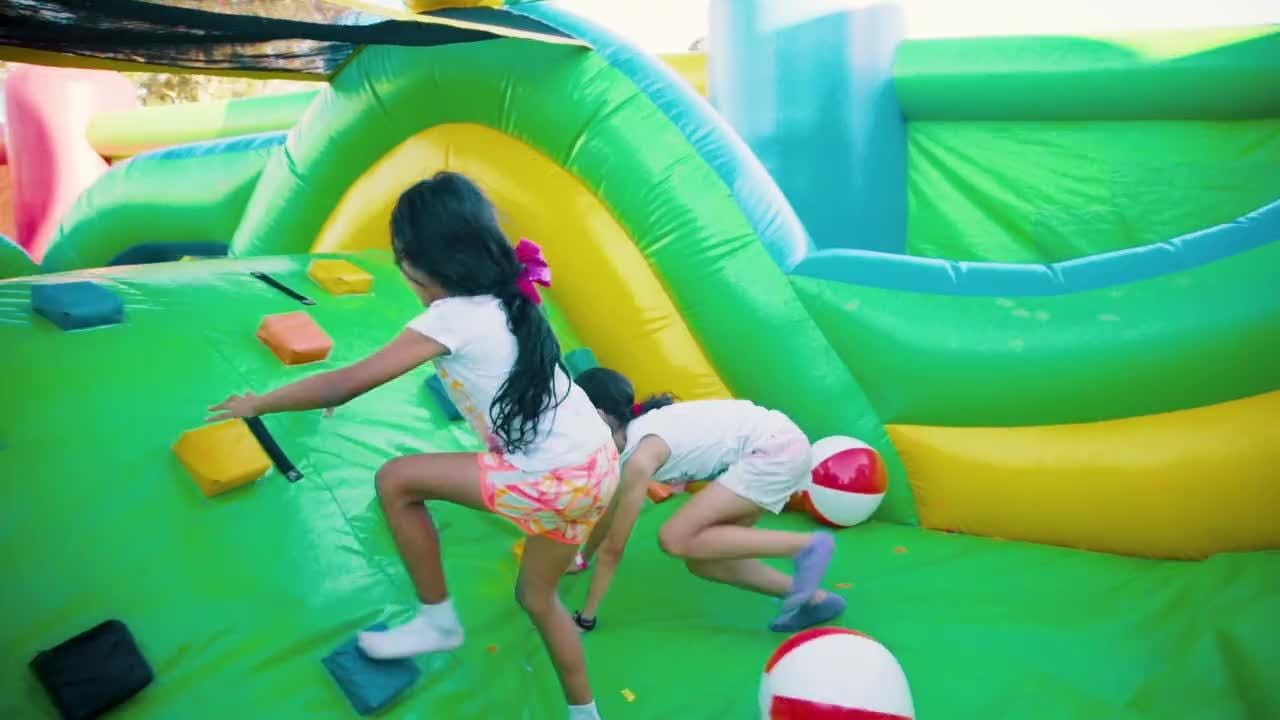 Coming to Goodlettsville: Big Bounce America