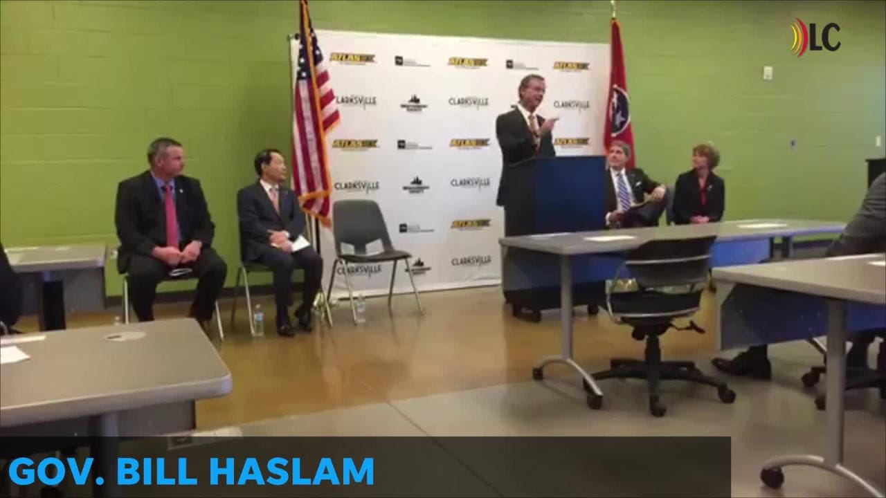 The battery maker will bring 200 jobs and a $75 million investment.