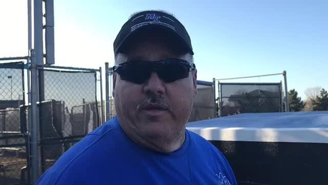 The MTSU softball team is off to a 25-13 start to the 2018 season. Coach Jeff Breeden shares his thoughts on the team's success.