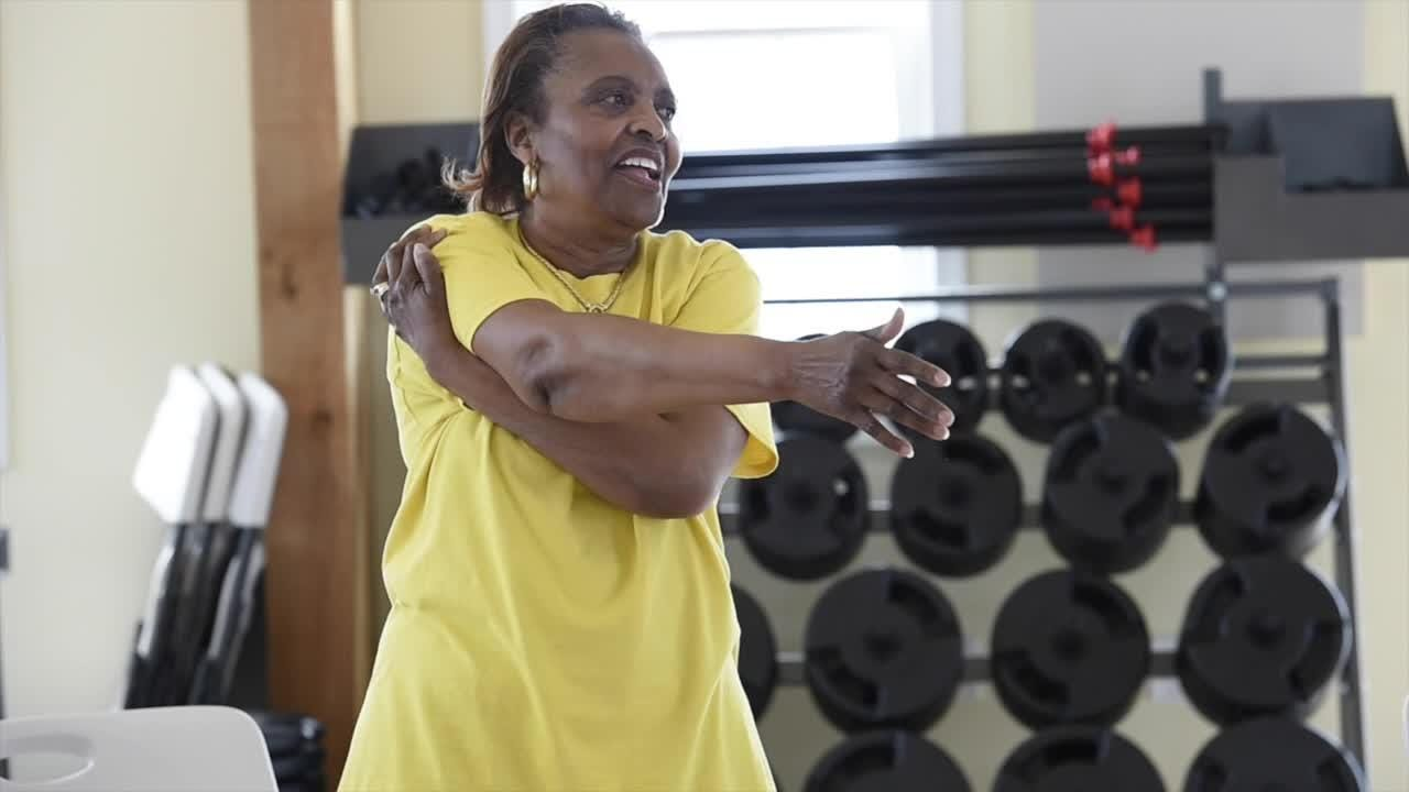 The LIVESTRONG at the YMCA program supports the increasing number of cancer survivors.