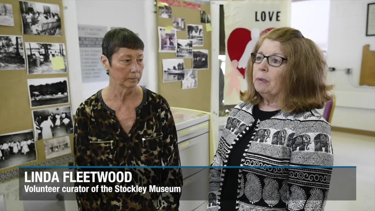 History of care on display at the Stockley Museum in Georgetown