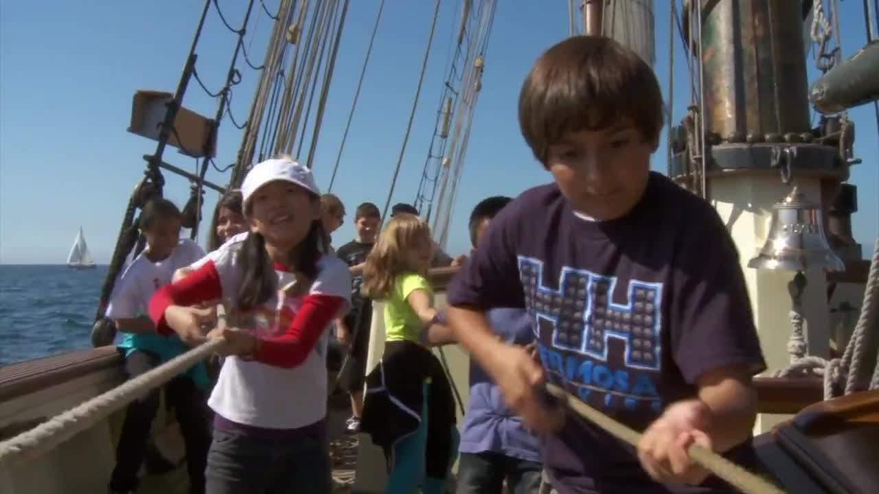 Tall Ships 30 second promo