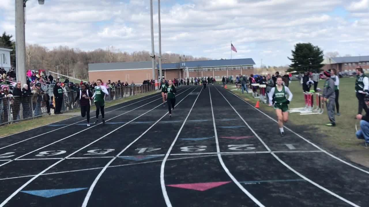 Standouts from several Licking County schools battled for the top spots in the Newark Catholic Invitational.