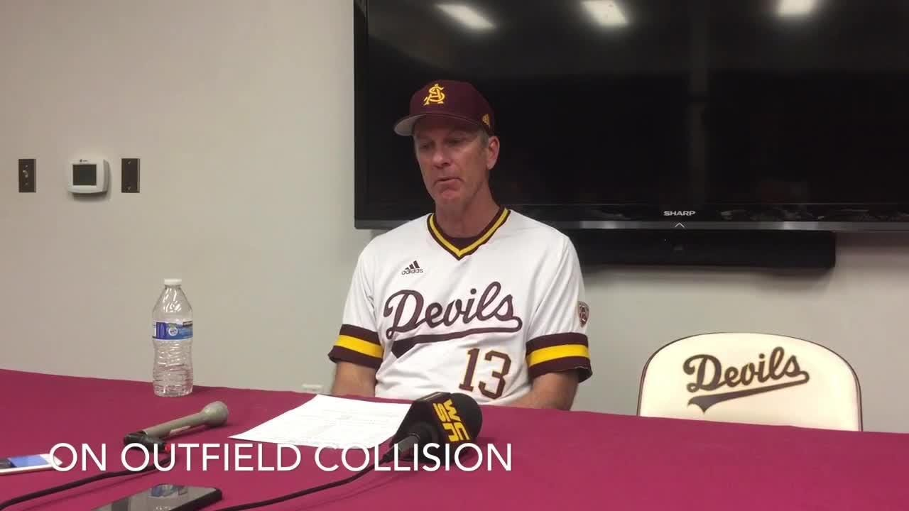 ASU baseball mental errors prove costly in series deciding loss to USC on Sunday
