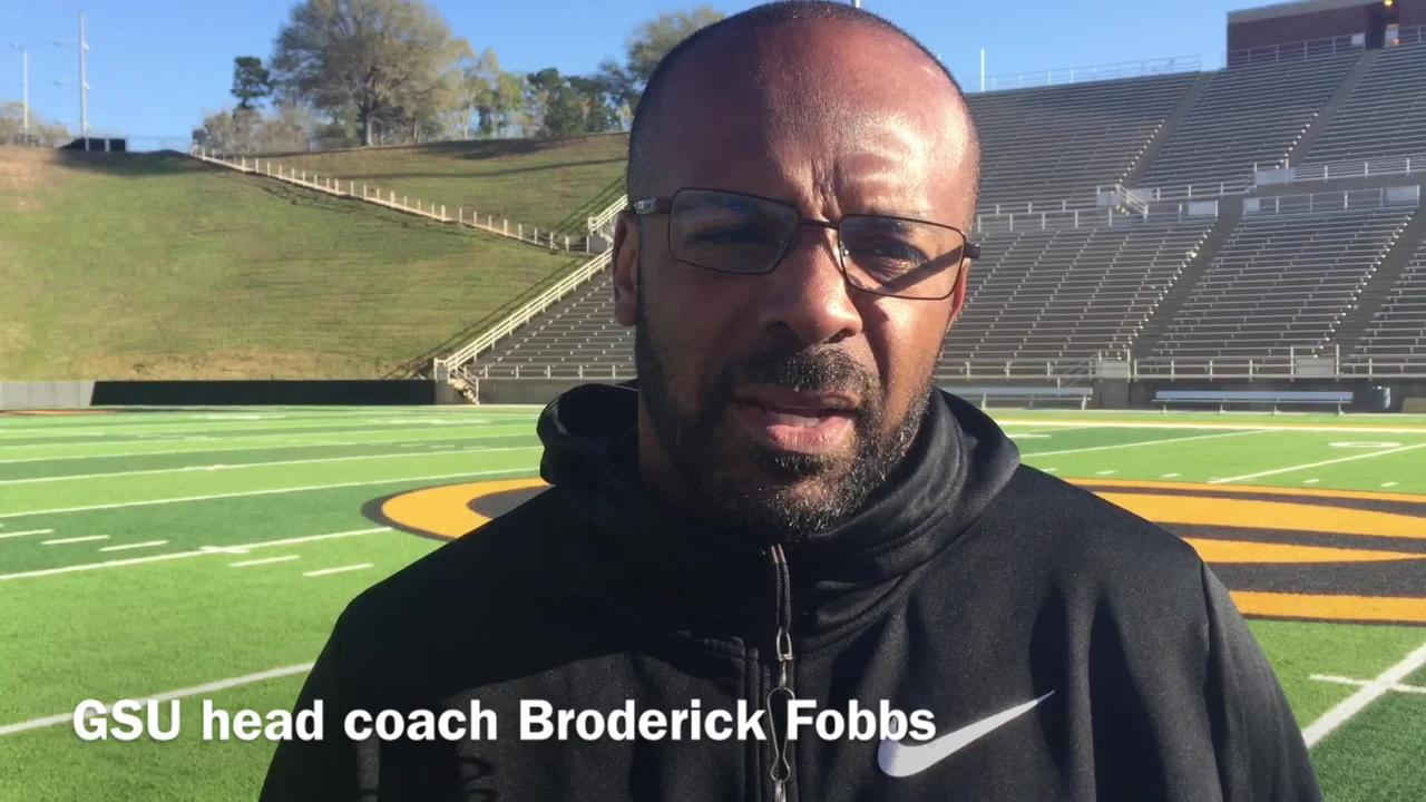Grambling State head coach Broderick Fobbs explains why this spring is vital for the defensive backs.