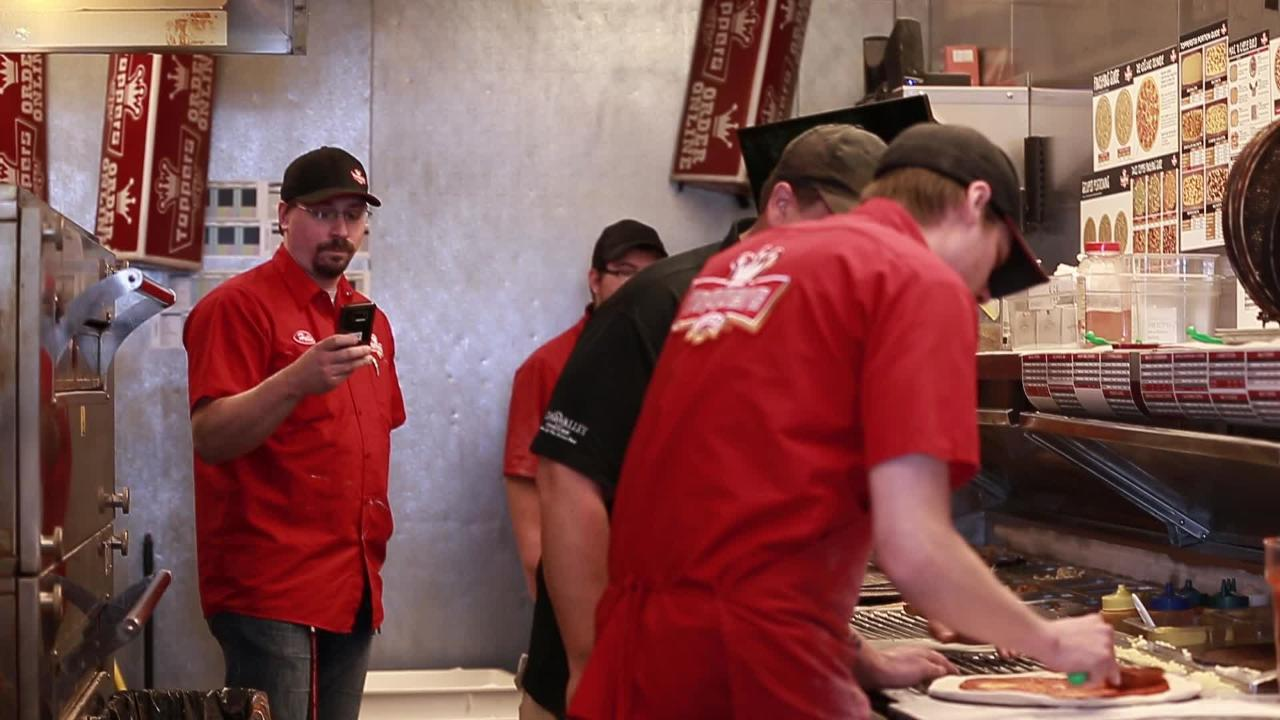 Toppers Pizza hosted Skin Sprints event in bringing together those who are the fastest at making pizza within the region. The winner of the Finals will receive a $4,000 prize.