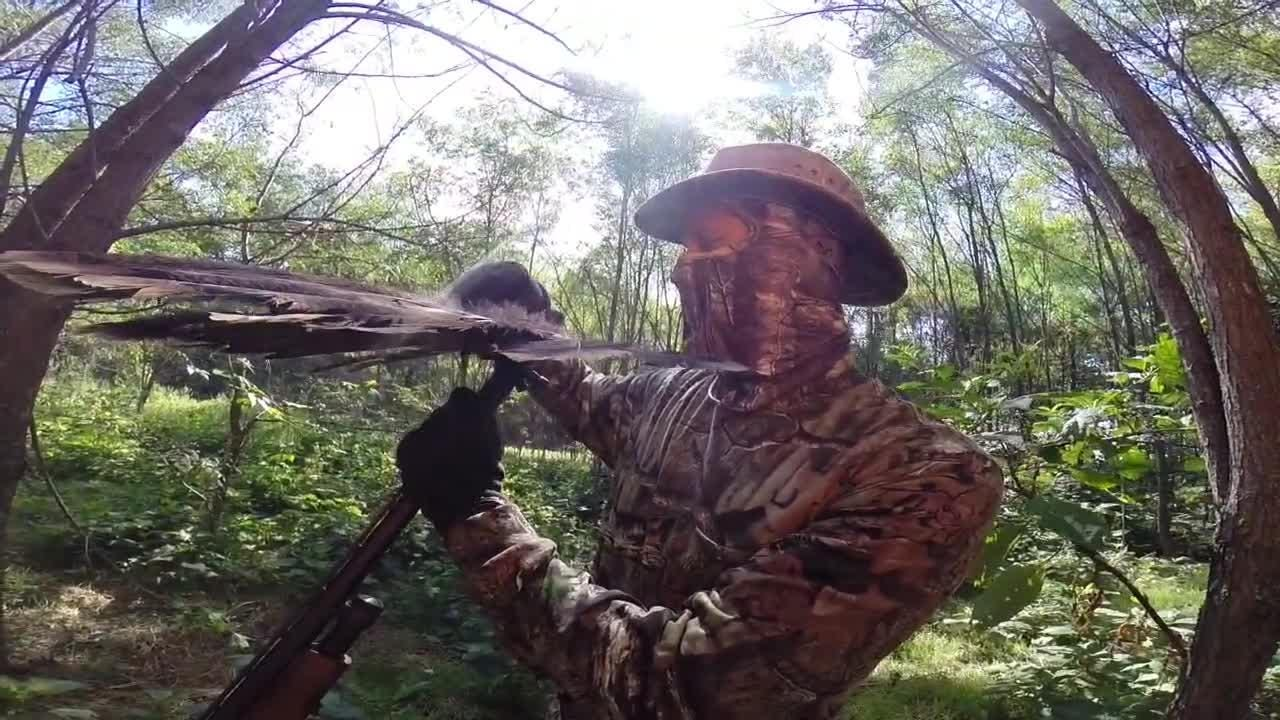 This video was produced by the Missouri Department of Conservation in the hope that it may prevent the needless injury or death of turkey hunters.