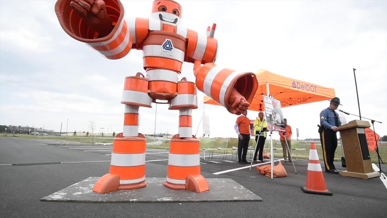 National Work Zone Safety Awareness Week to bring national attention to motorist and worker safety and mobility issues in work zones.
