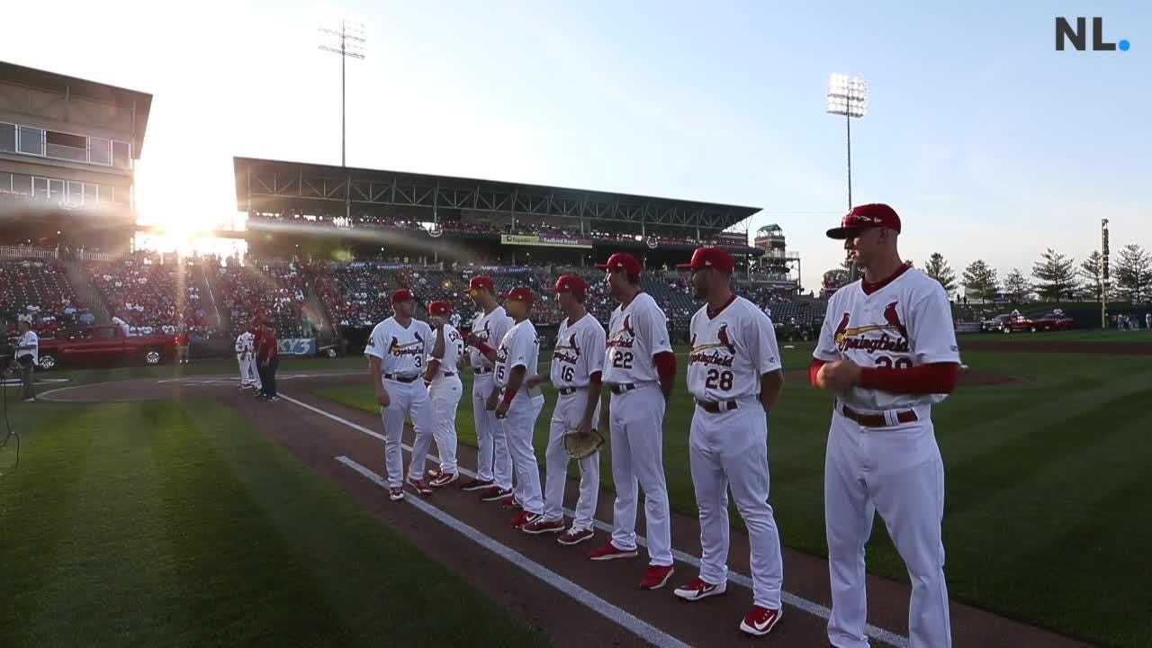 The Springfield Cardinals kicked off their 2018 home season on Thursday.