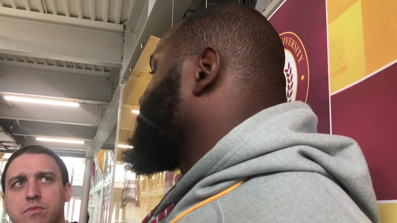 Former Iowa State star Ahtyba Rubin raves about Cyclones coach Matt Campbell