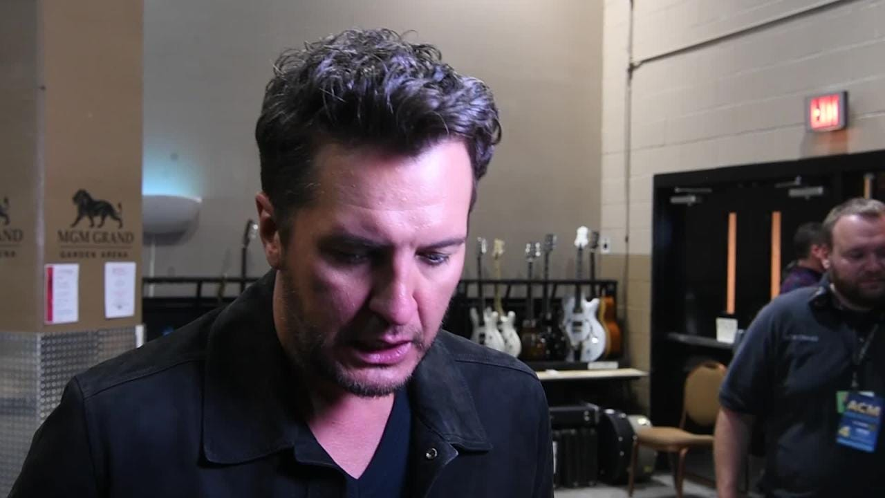 Luke Bryan tells the story behind 'Most People are Good'