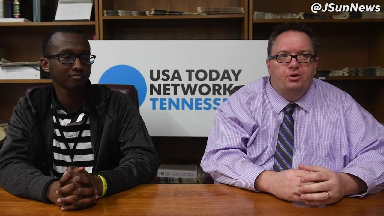 Omer and Brandon discuss the opening of 5 Jackson-Madison County School board seats