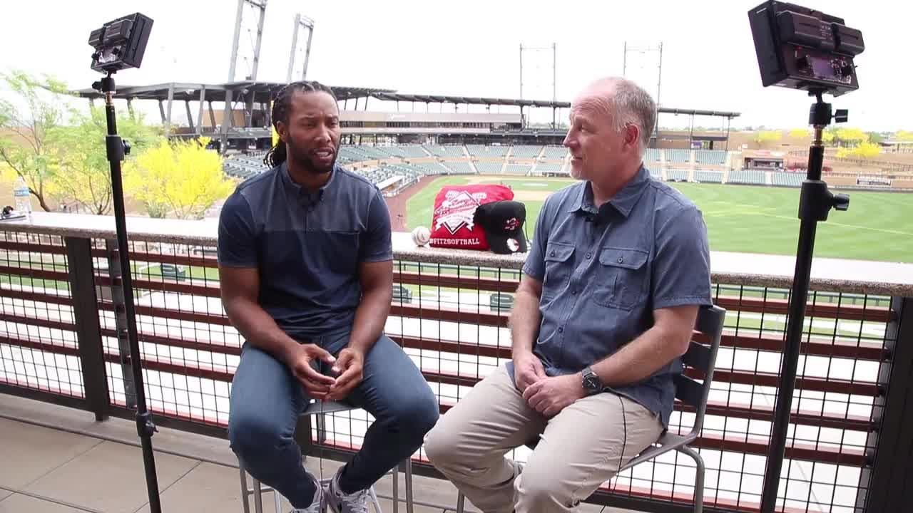 Arizona Cardinals wide receiver Larry Fitzgerald talks about the new season and working with his new head coach, Steve Wilks.