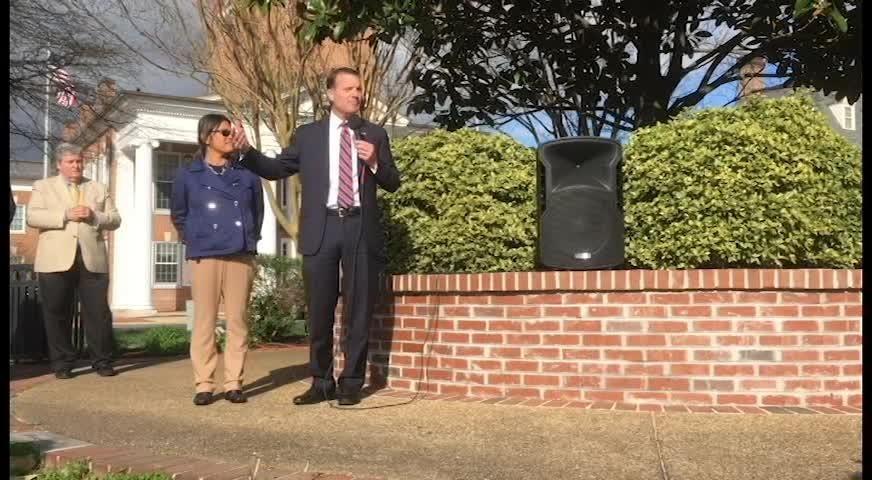 Rob Arlett announces U.S. Senate Run