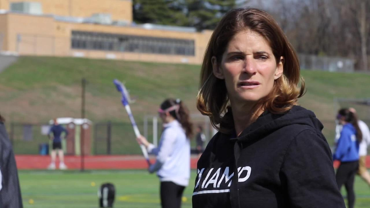 Alexandra Champ's life revolves around athletics. Her day is full as a Pilates instructor, personal trainer and lacrosse coach while raising 3 boys.