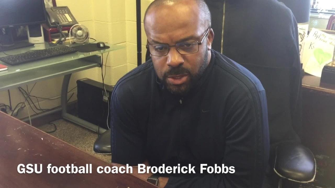 GSU's Fobbs shares where his team stands on depth