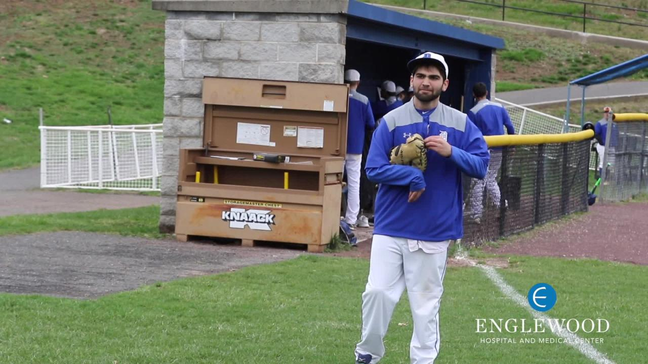 NV/Demarest first baseman Dean Pavlou talks with Greg Tartaglia of NorthJersey.com in the latest segment of 'On Deck.'