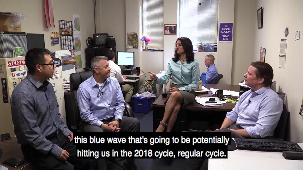 The Republic's politics team discusses the teachers deciding to walkout, the special election in CD8 and sober living legislation.