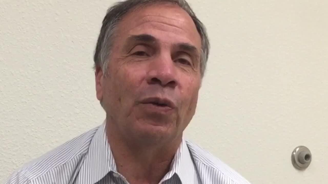 Former U.S. men's soccer coach Bruce Arena discusses the U.S. failing to qualify for the 2018 World Cup on Tuesday before teaching a class at ASU.