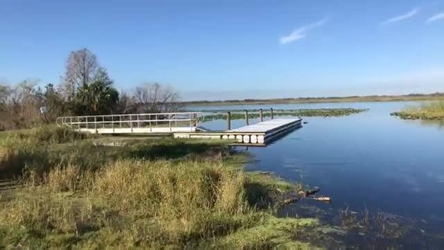 The News-Press reporter Chad Gillis and photographer Andrew West are paddling down the Kissimmee River and chain of lakes in the northern Everglades.