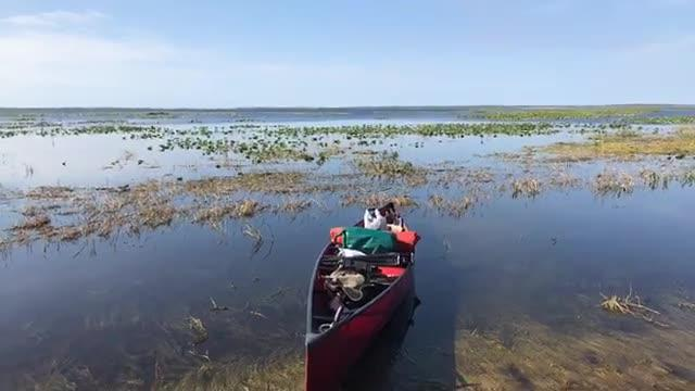 The News-Press reporter Chad Gillis gives an update on Day 4 of his and Andrew West's journey down the Kissimmee River and chain of lakes.