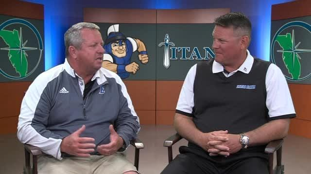 Host Erik Kohler brings you up to speed on all things EFSC Titans athletics on Inside Titan Sports. Video by Rob Landers