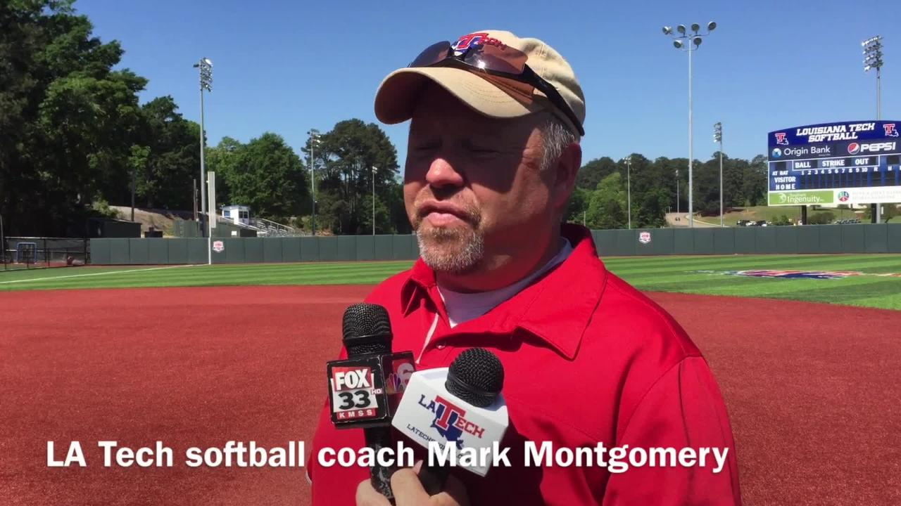Louisiana Tech softball coach Mark Montgomery breaks down what sparked his team's 12-game win streak.