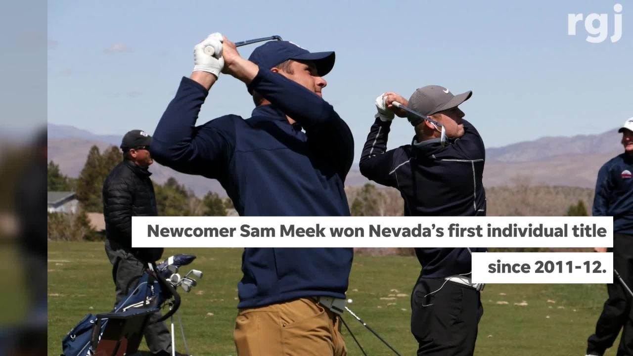 The Nevada men's golf team stands a chance to win the MW Championship and qualify for the NCAA Regional for the first time since 2007.