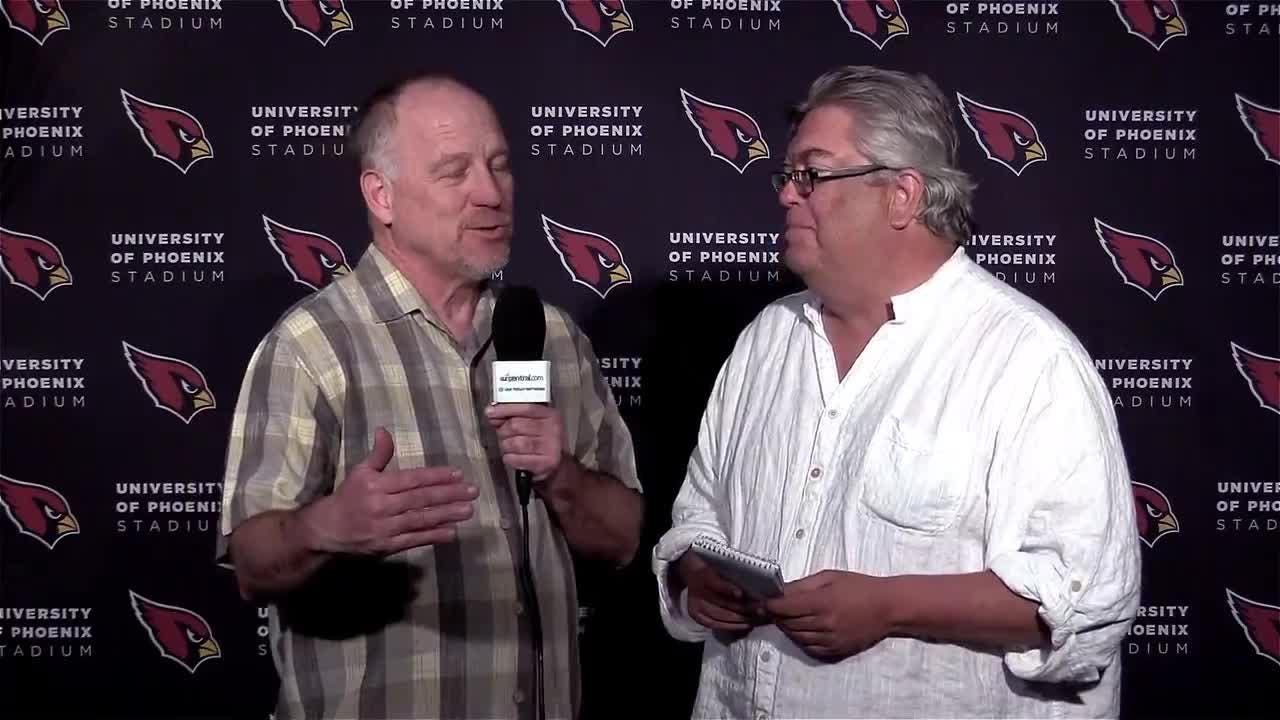 azcentral sports insiders Kent Somers and Bob McManaman discuss the Cardinals' upcoming draft.