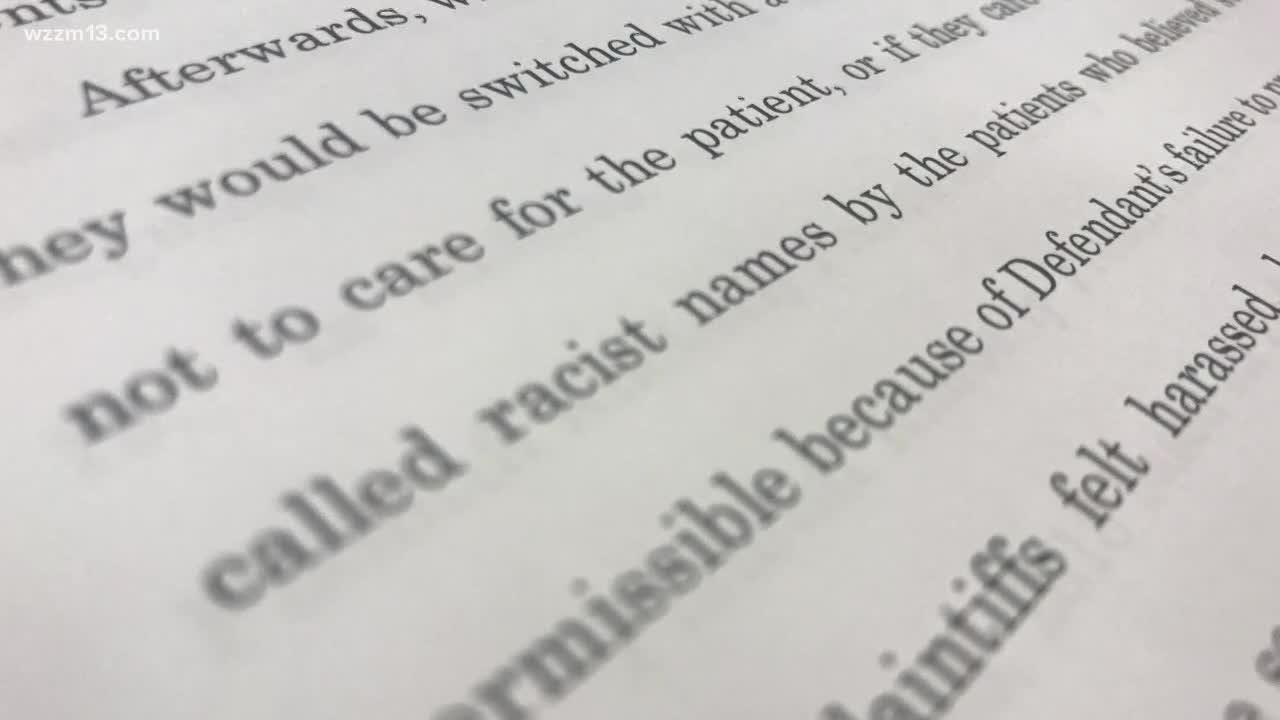 Suit: Medical center let patients choose caregiver by race
