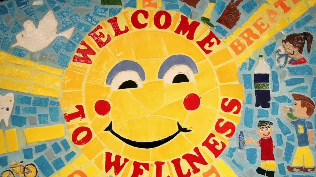 Eisenburg Elementary School students and family members now have access to free healthcare at the new Wellness Center located on school grounds.