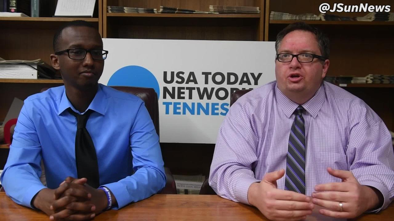Omer and Brandon discuss Jackson-Madison County School System's new L.O.O.P. (Learning Options and Opportunity Program) initiative.