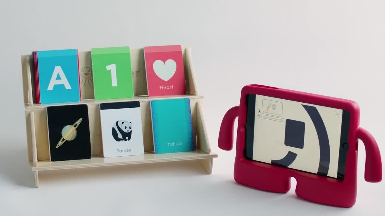Montessorium creates tech-savvy flashcards