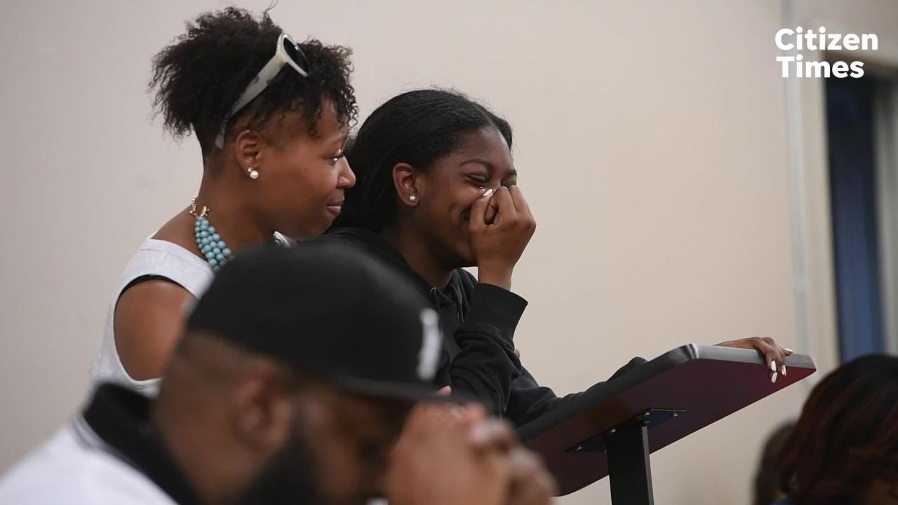 West Asheville shooting victim Harmony Smith remembered
