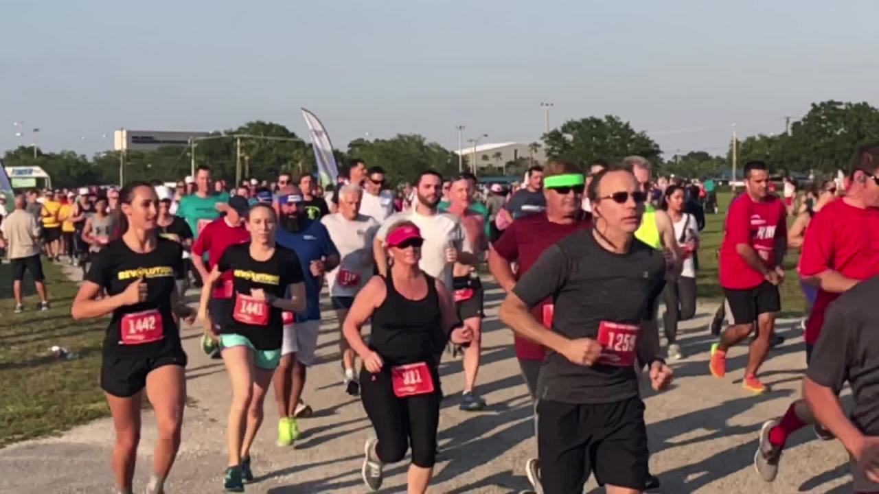 2018 FLORIDA TODAY Corporate 5K