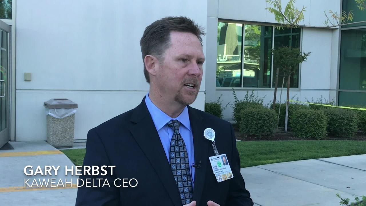 Kaweah Delta administrators announce improvements, produce update on expansion