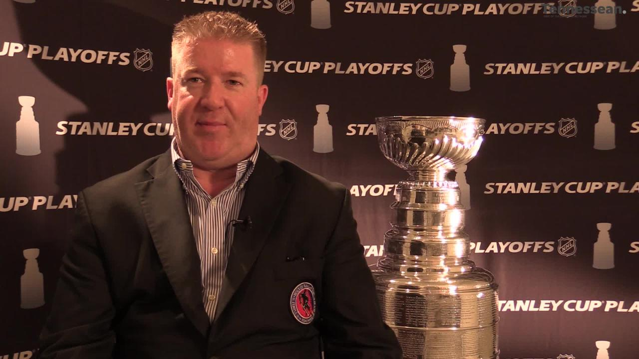 NHL Playoffs: Interview with the keeper of the Stanley Cup