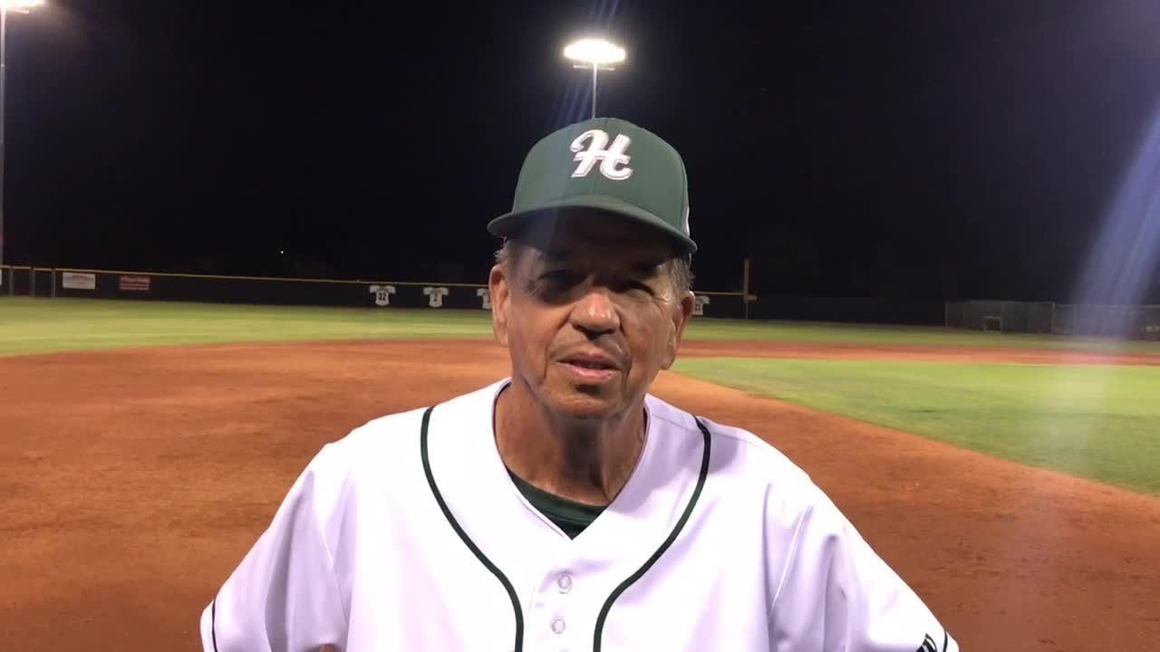 Scottsdale Horizon head coach Eric Kibler talks about Friday night's win.