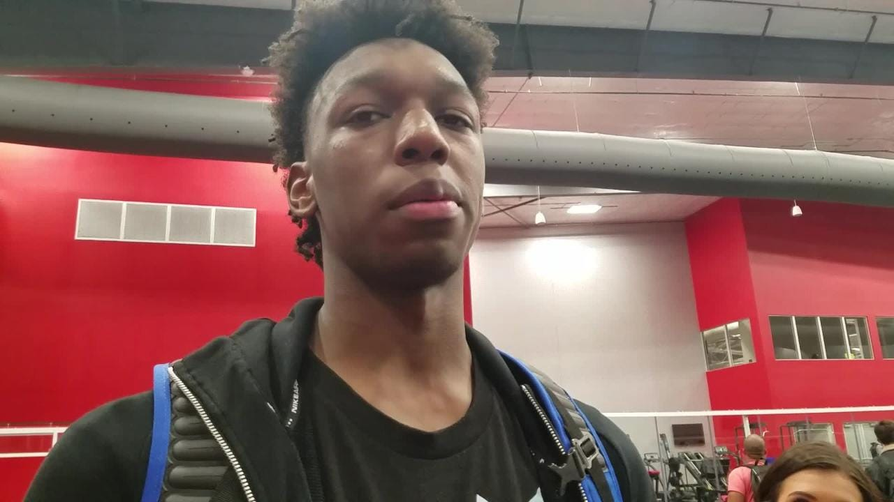 Top recruit James Wiseman offered his take on the in-home visit Memphis coach Penny Hardaway conducted with him this past week.
