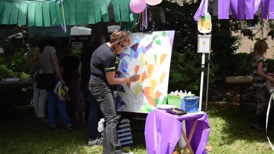 LeMoyne Chain of Parks Art Festival 2018