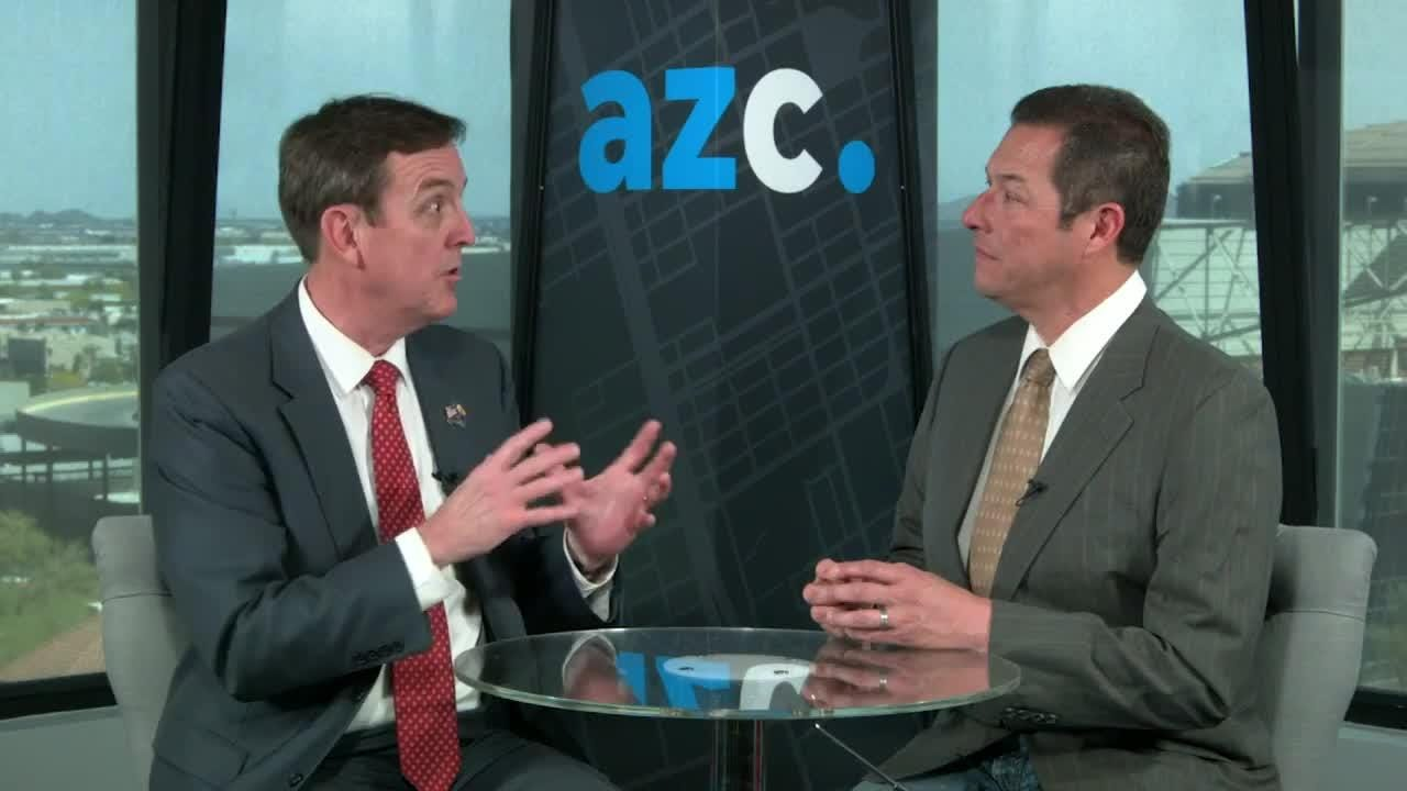 Ken Bennett, former Secretary of State, discusses his run for governor, Ducey's teacher-pay plan and what he would propose.