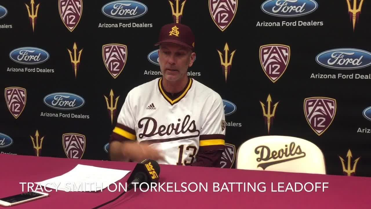 Spencer Torkelson and Tracy Smith discuss Torkelson's 20th home run and ASU's sweep of Utah on Sunday.