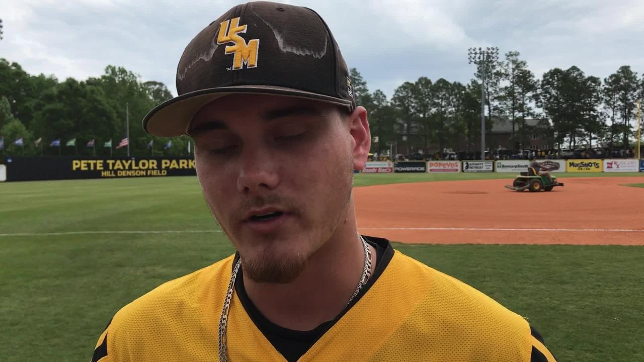 Walker Powell is 4-2 for Southern Miss this season.
