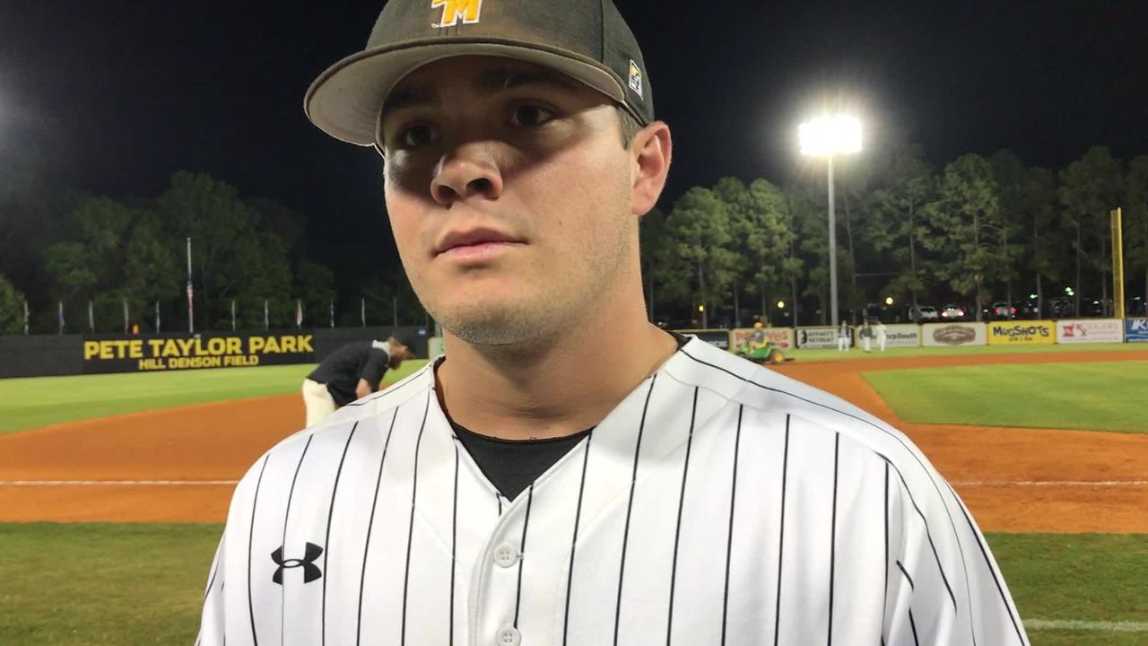 Southern Miss junior Stevie Powers has allowed one earned run in his past 18 innings.