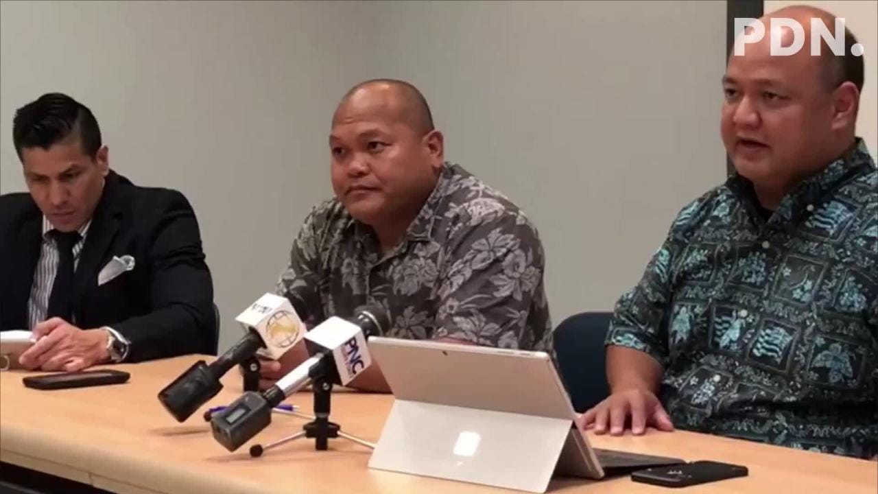 Guam DOE Superintendent Jon Fernandez talks about optimism in the proposed removal of special conditions so that it would no longer be required to hire a third party to manage US DOE funds.