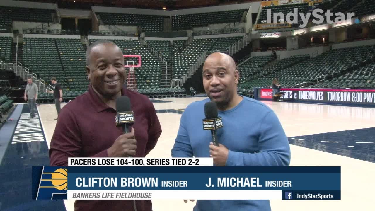 Pacers Insiders: Golden opportunity slips away