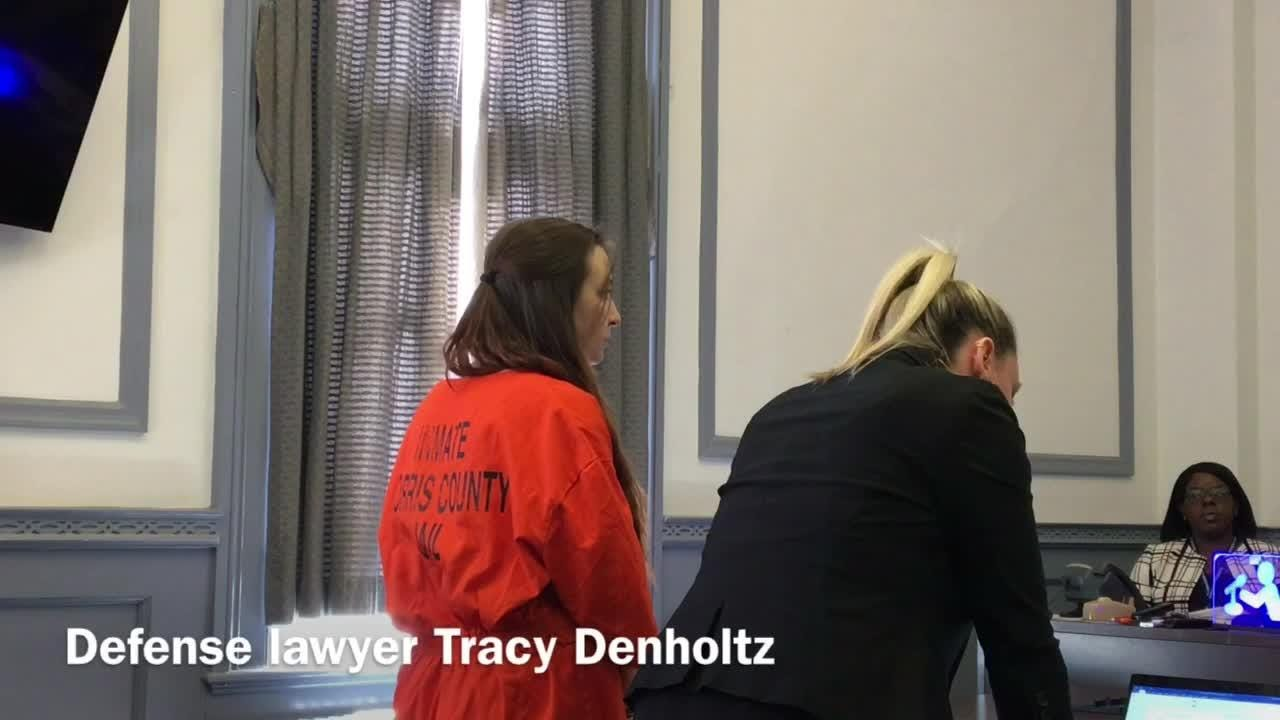 Netcong mother accused of conspiring to sell heroin freed from jail